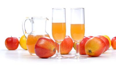 Jablečné mošty